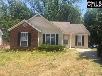 West Columbia Single Family Home For Sale: 214 Stonewood