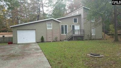 Columbia SC Single Family Home For Sale: $128,000