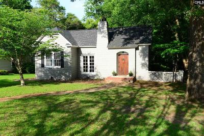 Kershaw County Single Family Home For Sale: 1418 Fair