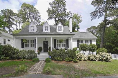 Columbia SC Single Family Home For Sale: $465,000