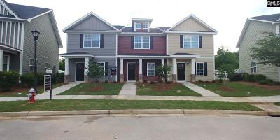 Lexington County, Richland County Townhouse For Sale: 856 Forest Park #144