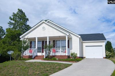 Columbia SC Single Family Home For Sale: $117,000