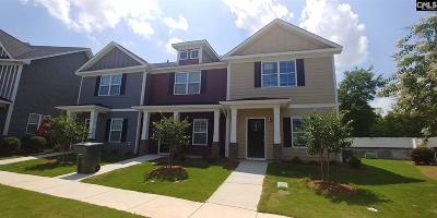 Lexington County, Richland County Townhouse For Sale: 864 Forest Park #147