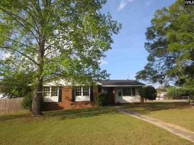 Lexington County, Richland County Single Family Home For Sale: 7608 Sunview