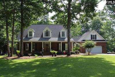 Batesburg Single Family Home For Sale: 127 Common Way Rd