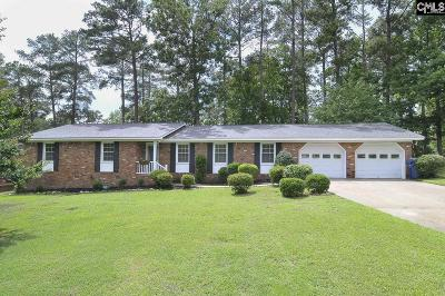 Columbia Single Family Home For Sale: 649 Old Friars
