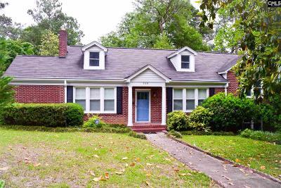 Columbia Single Family Home For Sale: 846 Arbutus