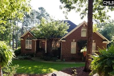 Lexington County, Newberry County, Richland County, Saluda County Single Family Home For Sale: 1633 Barracks