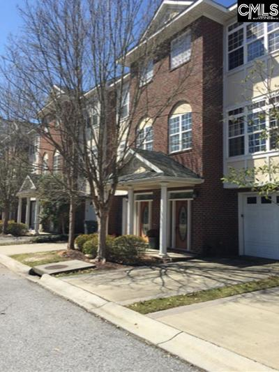 West Columbia Townhouse For Sale: 102 Rio Rose
