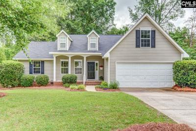 Irmo Single Family Home For Sale: 115 Black Creek