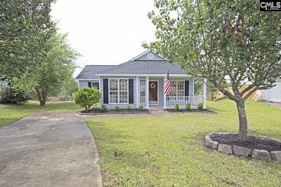 Lexington SC Single Family Home For Sale: $122,000
