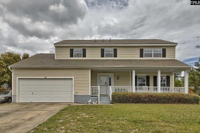Lexington SC Single Family Home For Sale: $172,000