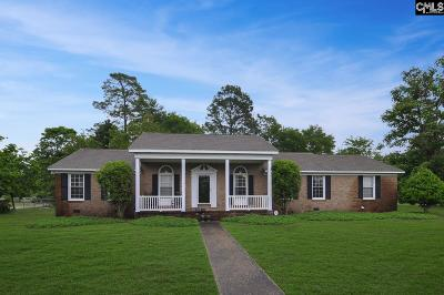 Camden Single Family Home For Sale: 307 Cool Springs