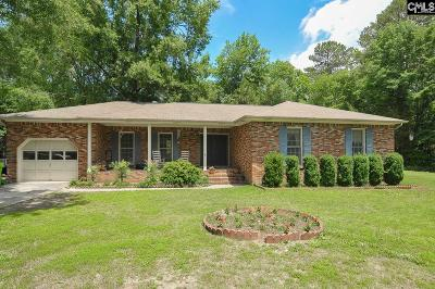 Irmo Single Family Home For Sale: 118 Parlock