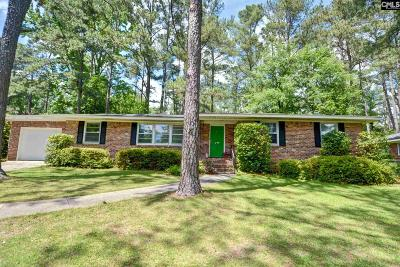 Columbia Single Family Home For Sale: 2919 Stepp
