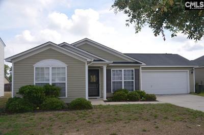 Lexington SC Single Family Home For Sale: $135,000