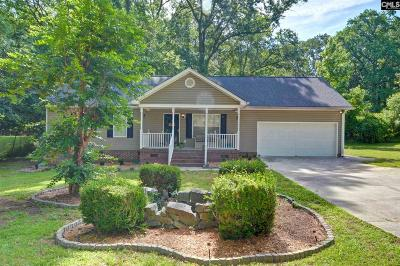Columbia Single Family Home For Sale: 3156 Makeway