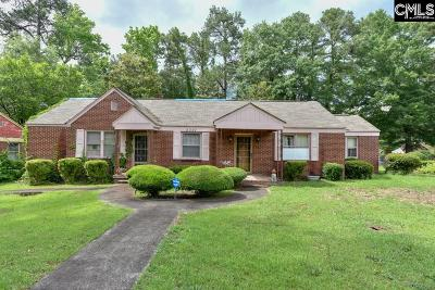 Columbia Single Family Home For Sale: 2327 Willow
