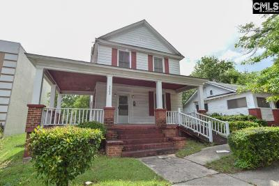 Columbia Single Family Home For Sale: 3403 Colonial