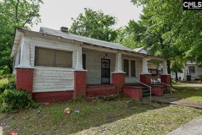 Columbia Single Family Home For Sale: 3405 Colonial