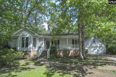 Single Family Home For Sale: 131 Foxworth