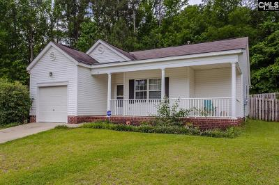 Irmo Single Family Home For Sale: 8 Yearling