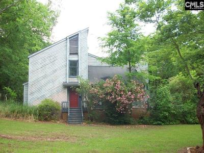 Columbia SC Single Family Home For Sale: $82,400
