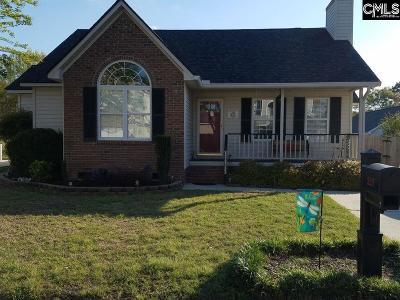 Lexington SC Single Family Home For Sale: $127,500