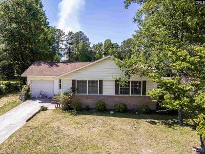 West Columbia Single Family Home For Sale: 309 Carterhill