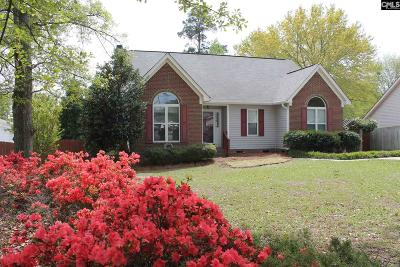 Single Family Home For Sale: 4034 Mineral Springs