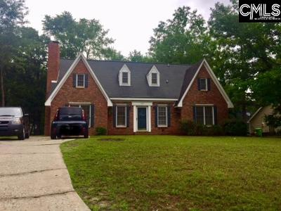Irmo Single Family Home For Sale: 209 Shawn