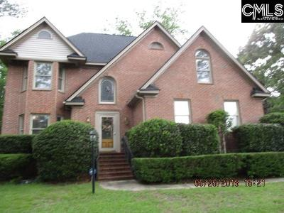 Cayce Single Family Home For Sale: 408 Tamwood