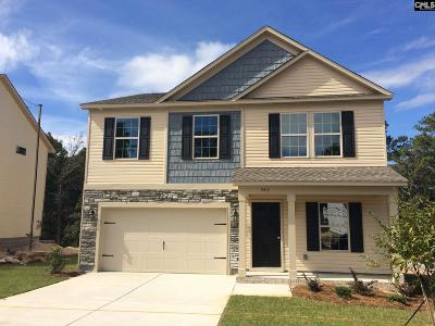 Single Family Home For Sale: 583 Teaberry