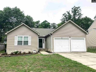 West Columbia Single Family Home For Sale: 185 Appletree