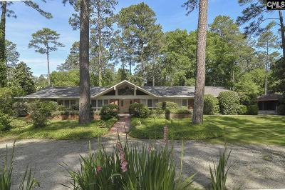 Forest Acres Single Family Home For Sale: 201 Spring Lake