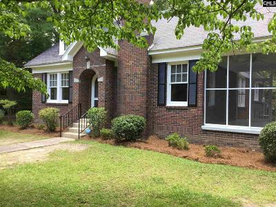 Shandon Single Family Home For Sale: 3407 Blossom