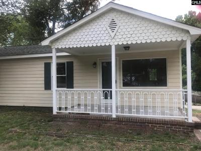 West Columbia Single Family Home For Sale: 182 Whiteside