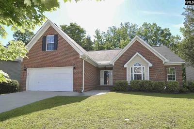 Blythewood Single Family Home For Sale: 1541 Beasley Creek
