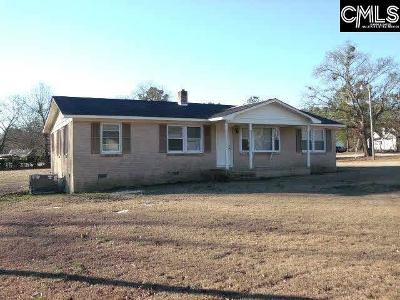 Lugoff Single Family Home For Sale: 1037 Oak St