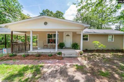 Cayce, S. Congaree, Springdale, West Columbia Single Family Home For Sale: 2800 Scenic