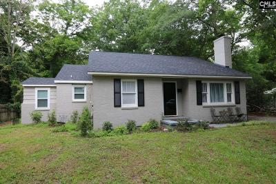 Camden Single Family Home For Sale: 1609 Broad
