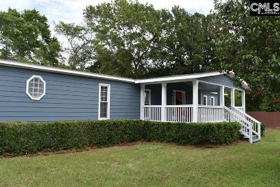 West Columbia Single Family Home For Sale: 2934 Oakwood