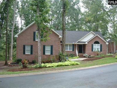 Lexington County, Newberry County, Richland County, Saluda County Single Family Home For Sale: 101 Lazy Creek