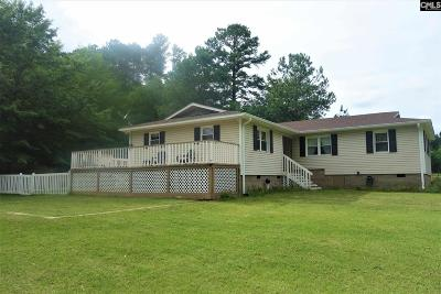 Batesburg Single Family Home For Sale: 530 W W Lowman