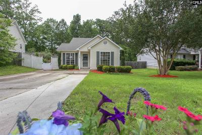 Irmo SC Single Family Home For Sale: $130,000