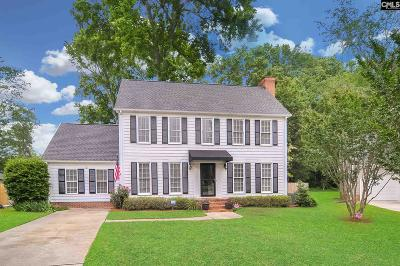 Columbia Single Family Home For Sale: 8 Lavington