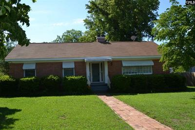 Columbia Single Family Home For Sale: 1036 Universal