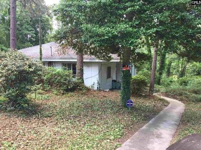 Cayce, S. Congaree, Springdale, West Columbia Single Family Home For Sale: 611 Ermine