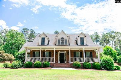 Kershaw County Single Family Home For Sale: 579 Old Mill