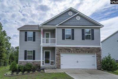 Congaree Downs Single Family Home For Sale: 1808 Crystal